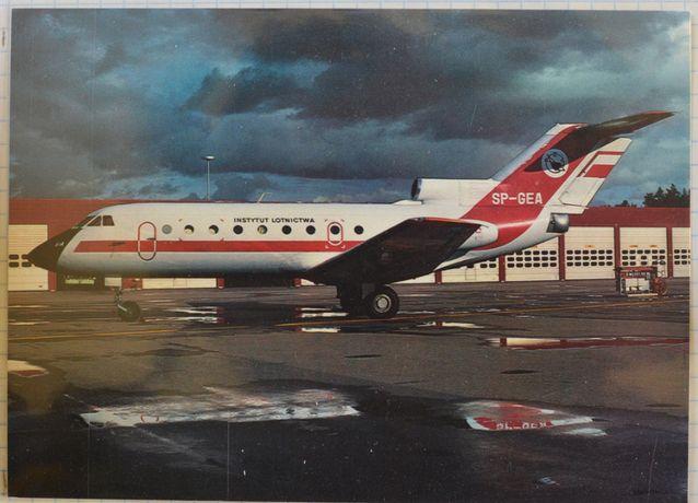 Instytut Lotnictwa - Yakovlew 40