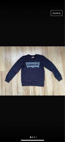 Czarna bluza dziecięca Levi's 10