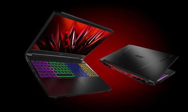 Acer Nitro 5 R9-5900HX / 32 ГБ / 1 ТБ / W10 RTX3080 165 Гц
