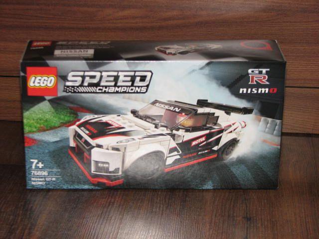 Klocki LEGO Speed Champions Nissan GT-R NISMO 76896 Wrocław - image 1