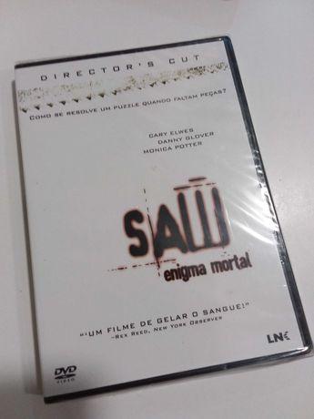 """DVD Filme """"SAW"""" NOVO selado"""