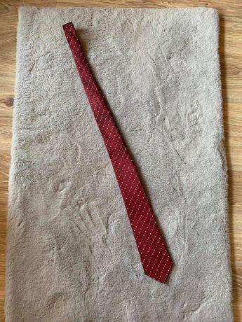 krawat, czerwony krawat, burberry krawat, burberry