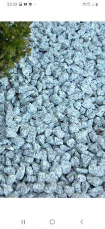 Workowany kamień  dalmatynczyk 20kg
