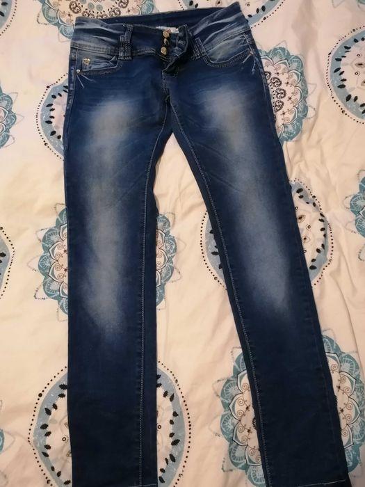 Spodnie jeansowe Warszawa - image 1