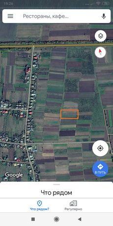 (Устя)Продається Срочно земельна ділянка з документами на будівництво!