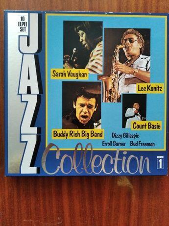 Płyty winylowe - Jazz zestaw 20 lp