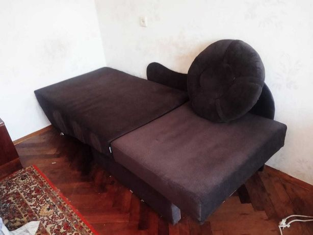 Ліжко односпальне Кораблик (виробн. Дубок)