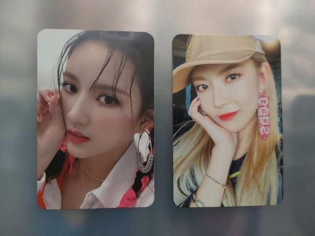 Gugudan kpop new action photocard