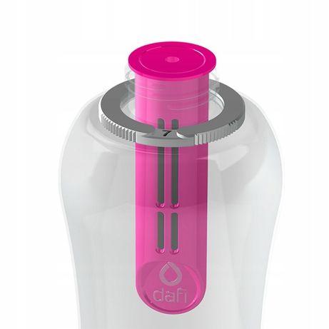 Filtr do butelki Dafi 1 SZTUKA różowy flamingowy