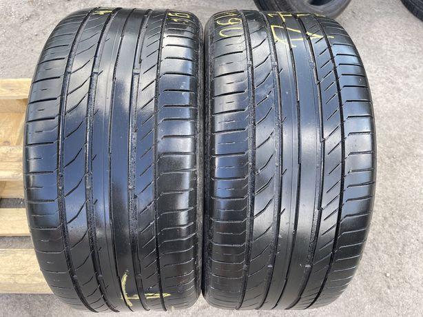 Шини 255/35 R19 Continental , склад гума , колеса