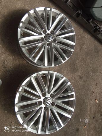 Alufelgi VW Tiguan 5N R 17 ET43