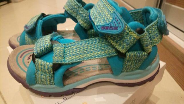 Sandałki geox r.28