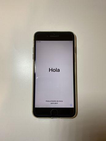 iPhone 7 Plus 128gb czarny + 8 etui