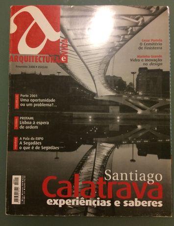 Revistas Arquitectura e Vida - Vários Arquitectos