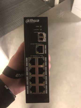 Switch przemyslowy POE PFS3110-8P-96 10SFP