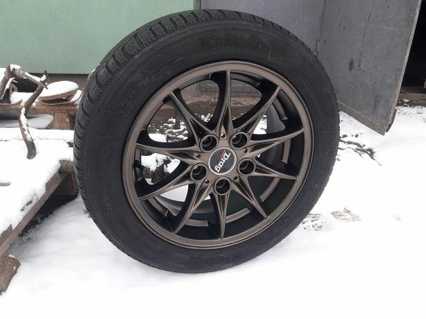 R16 5*120 7J ET47 205/55 BMW.