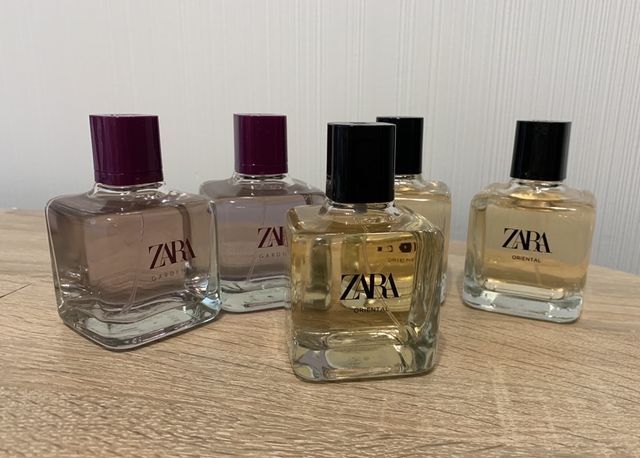 Духи женские Zara Gardenia/Oriental с набора 100мл, новые