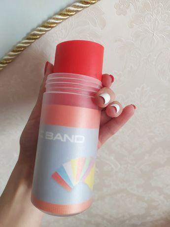 Гумка для фітнесу і спорту (стрічка еспандер) еластична 1.5 м Profi (M