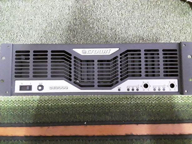 Продам новый усилитель Кроун СЕ 2000 ( USA ).