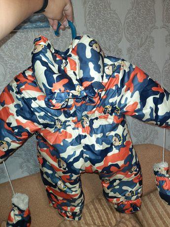 Продам зимнюю верхнюю одежду