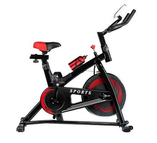 ROWER TRENINGOWY spinningowy MAGNETO fitness Czarny