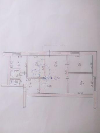 Квартира 4 - ох кімнатна.м Старокостянтинів