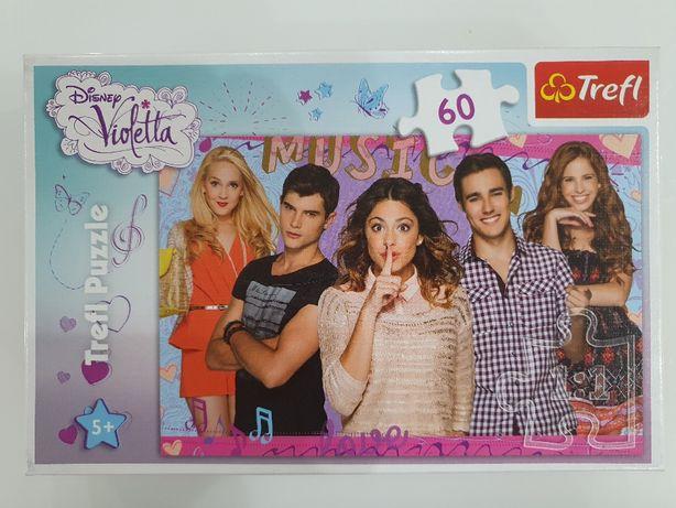 Puzzle Trefl Disney Violetta Sekrety 60 el.