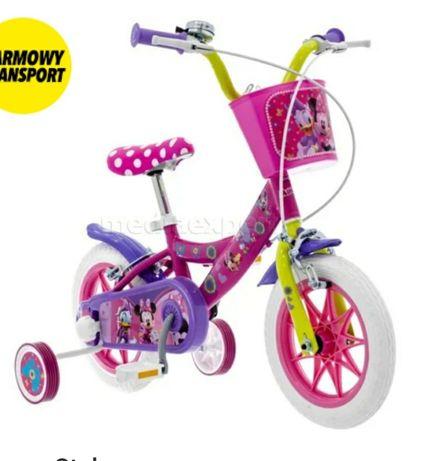 Nowy rower dziecięcy od roku