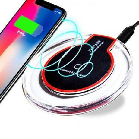 Беспроводная зарядка+Приемник для беспроводной зарядки micro для телеф