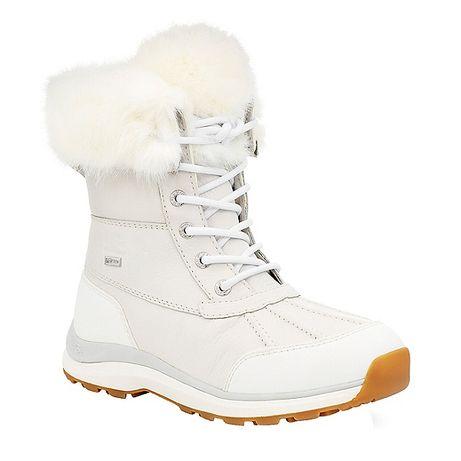 Женские зимние UGG Adirondack boot III ботинки