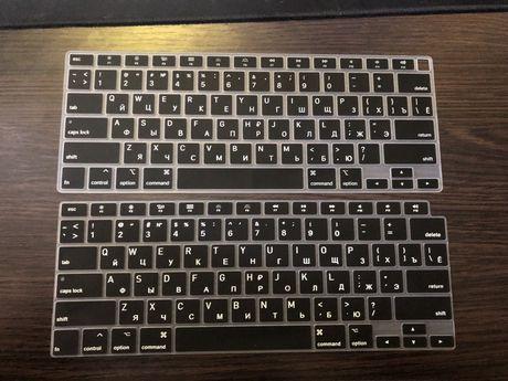 Силиконовая накладка на клавиатуру Macbook Air 2018-2021 A2179 A1932