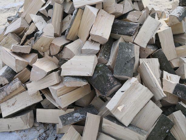 Drewno opałowe (Buk, grab, dąb, Jesion, brzoza)