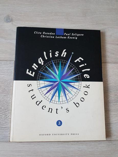 English file Oxford 2 Student's book