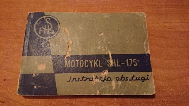 SHL M11  Instrukcja obsługi 1962