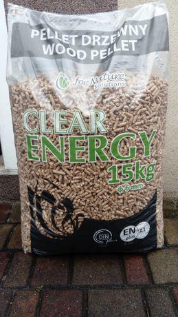 Pellet Clear Energy Din Plus , A1