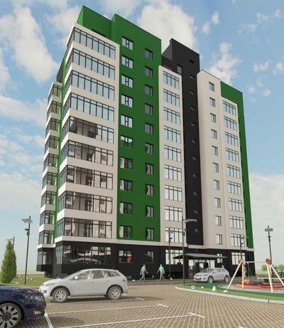 Двухкомнатная квартира в новом доме на Киевской