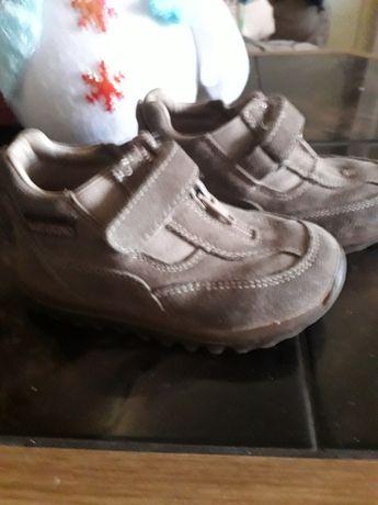 Замшеві черевички для хлопчика