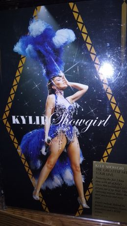 DVD• Kylie Minogue ° ShowGirl (The greatest Hits Tour Live)