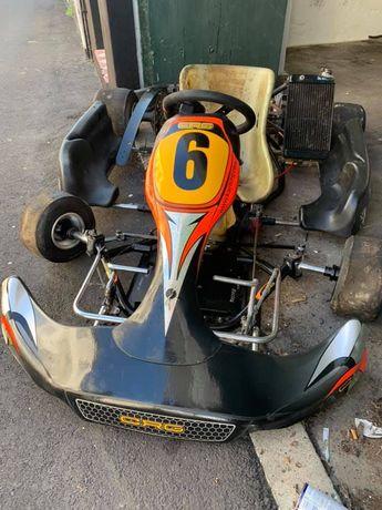 Chassi kart  CRG