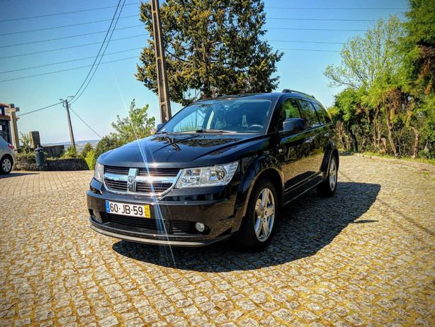 Vendo Dodge Journey CRD - 7 Lugares