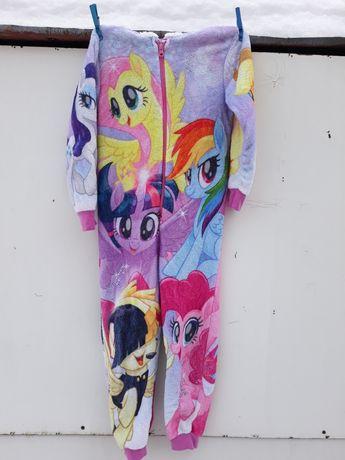 Strój na karnawał lyb piżama My Little pony kucyki 122/128