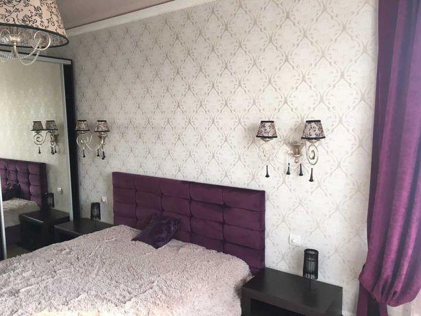 3-кімнатна квартира в новобудові з ремонтом та меблями. Лінкольна.