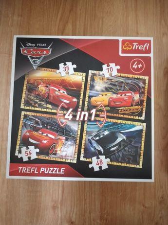 Puzzle Disney Cars 4+