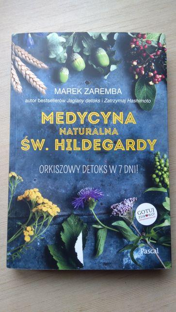 Medycyna naturalna św. HILDEGARDY