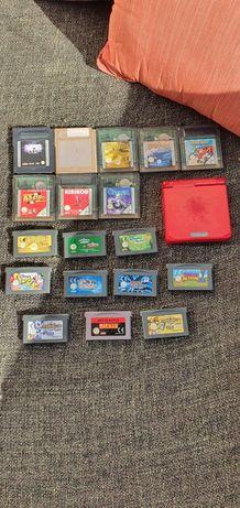 Jogos game boy color / advance - Nintendo