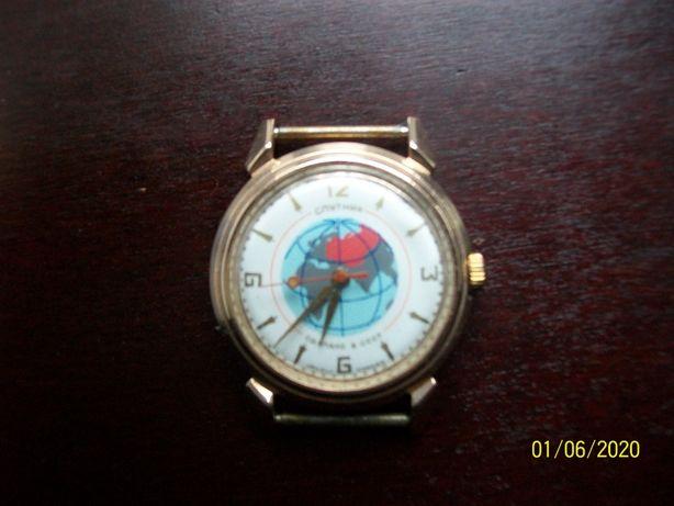 Продам очень редкие часы СПУТНИК 1 МЧЗ.AU-20