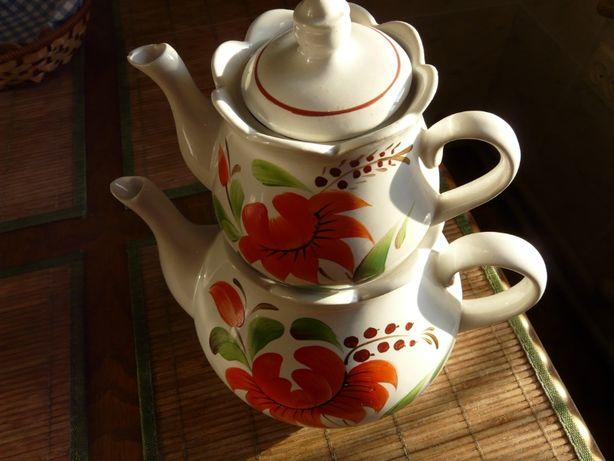 В ЛУГАНСКЕ продаю набор чайников (СССР)