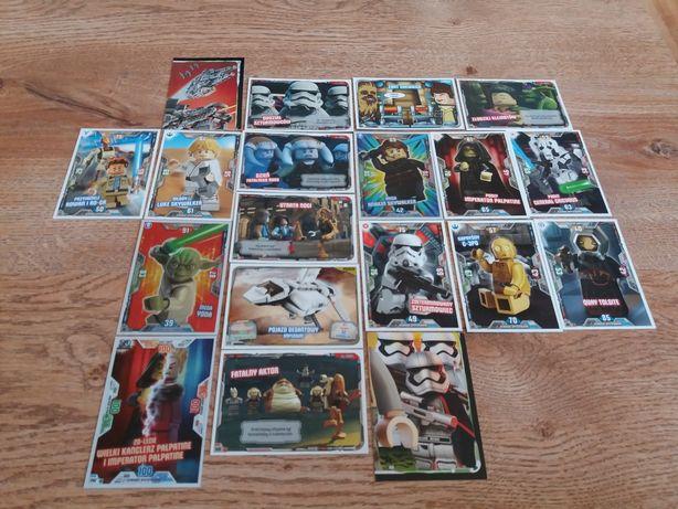 Karty Lego Star Wars