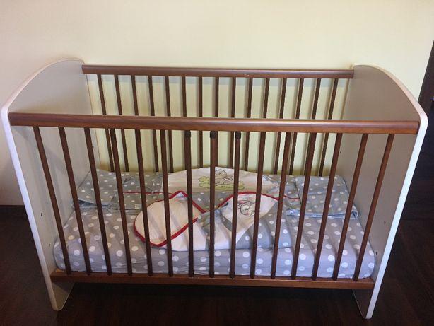 Łóżeczko niemowlęce Tomi Królik