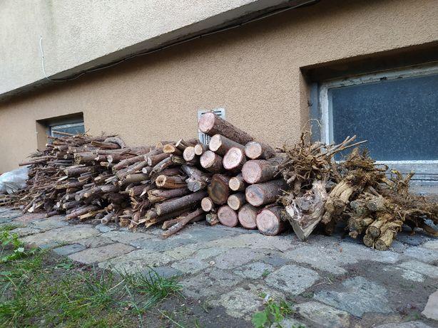 Drewno opałowe do kominka - 0,5 metra sześciennego